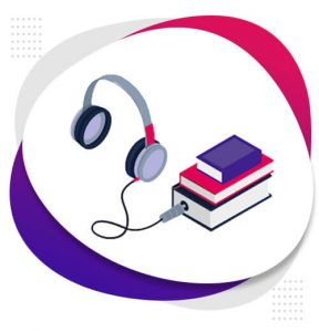 طراحی اپلیکیشن کتاب صوتی